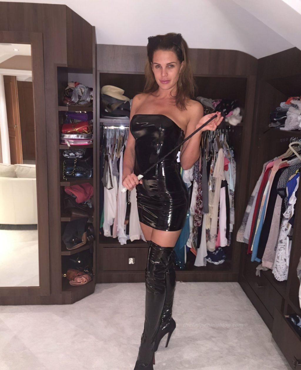 Danielle Lloyd Nude Leaked The Fappening (7 Photos)