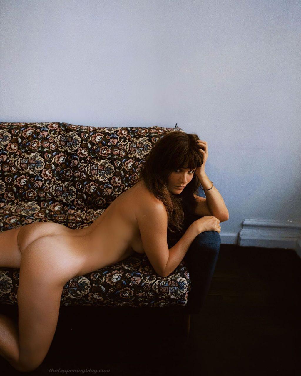 Helena Christensen Nude (8 Photos)