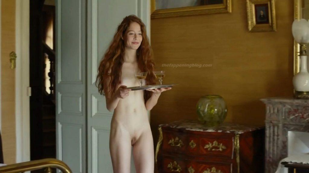 Jenna Thiam Nude – Anton Tchekhov 1890 (6 Pics + Videos)