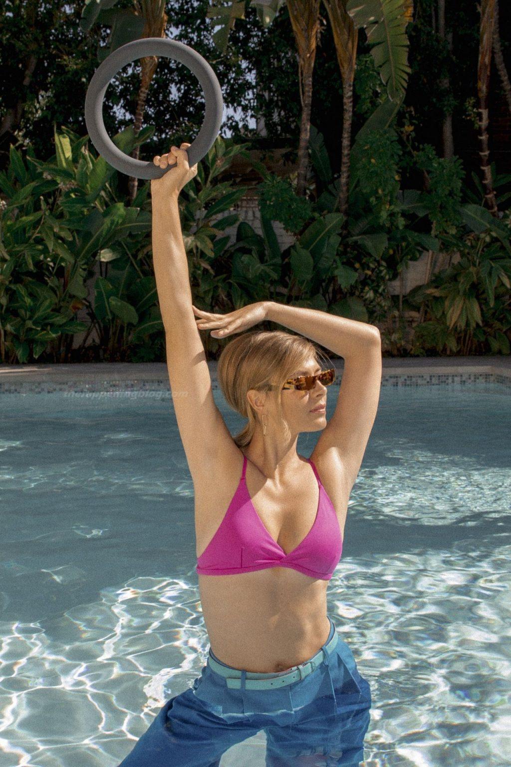 Maria Sharapova is a '70s Siren in a Sexy Retro Photoshoot (29 Photos)