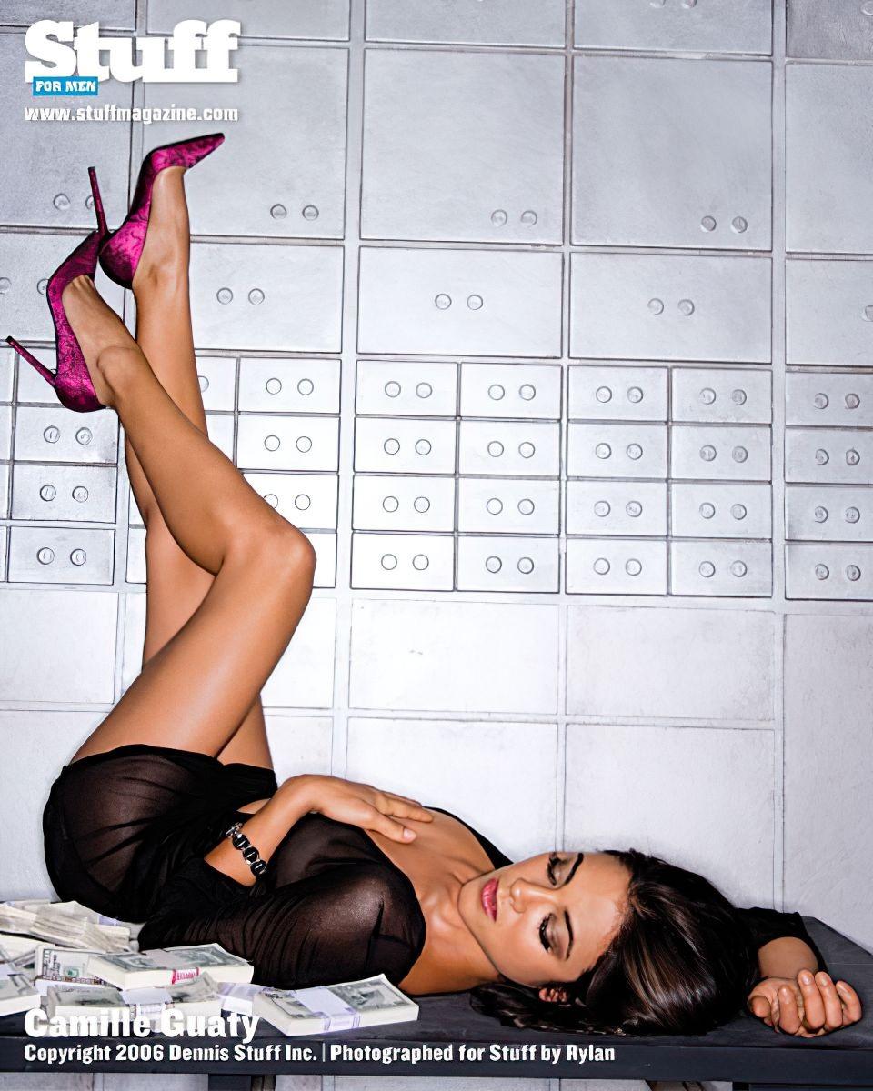 Camille Guaty-Kaye Sexy (11 Photos)