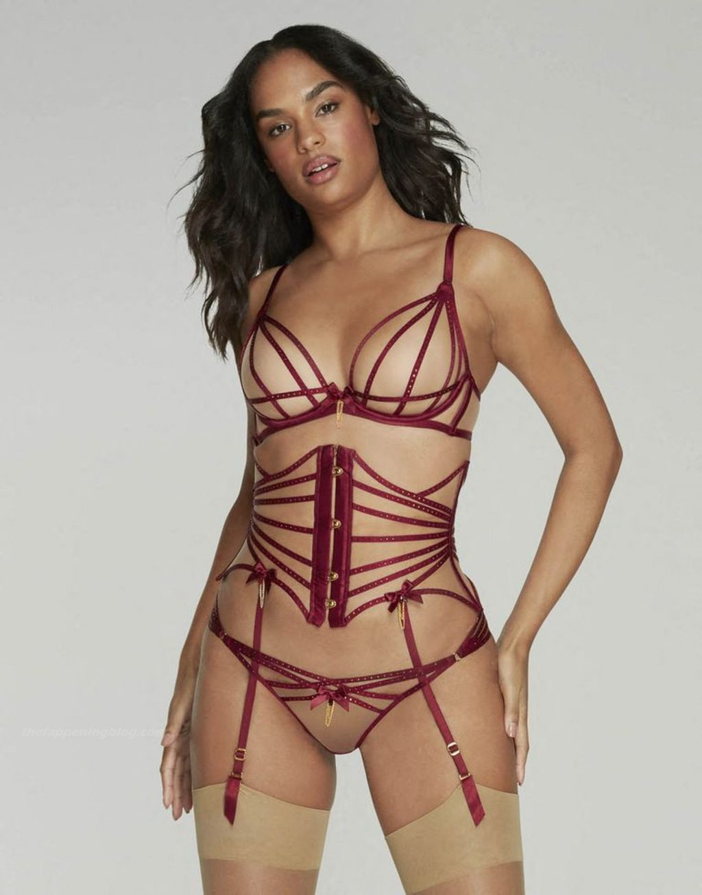 Agent Provocateur Launches It's First 2021 Campaign (16 Photos)