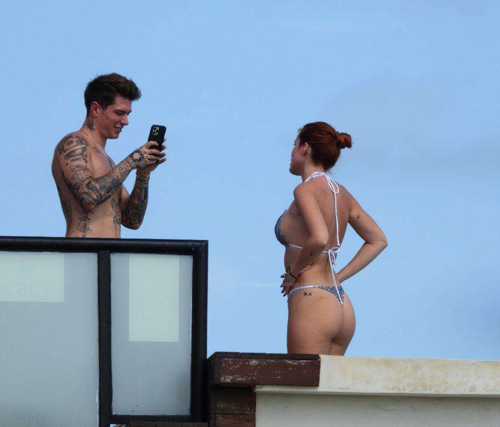 Bella Thorne Shows Off Her Enviable Figure in a Bikini (86 Photos)