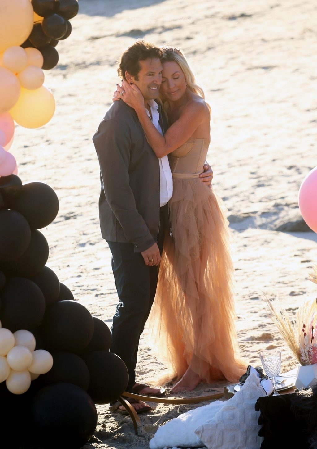 Braunwyn Windham-Burke Celebrates One Year of Sobriety with a Beach Surprise from Sean Burke (65 Photos)