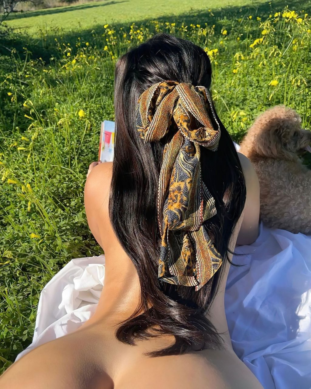 Demi Rose Nude (3 Photos)