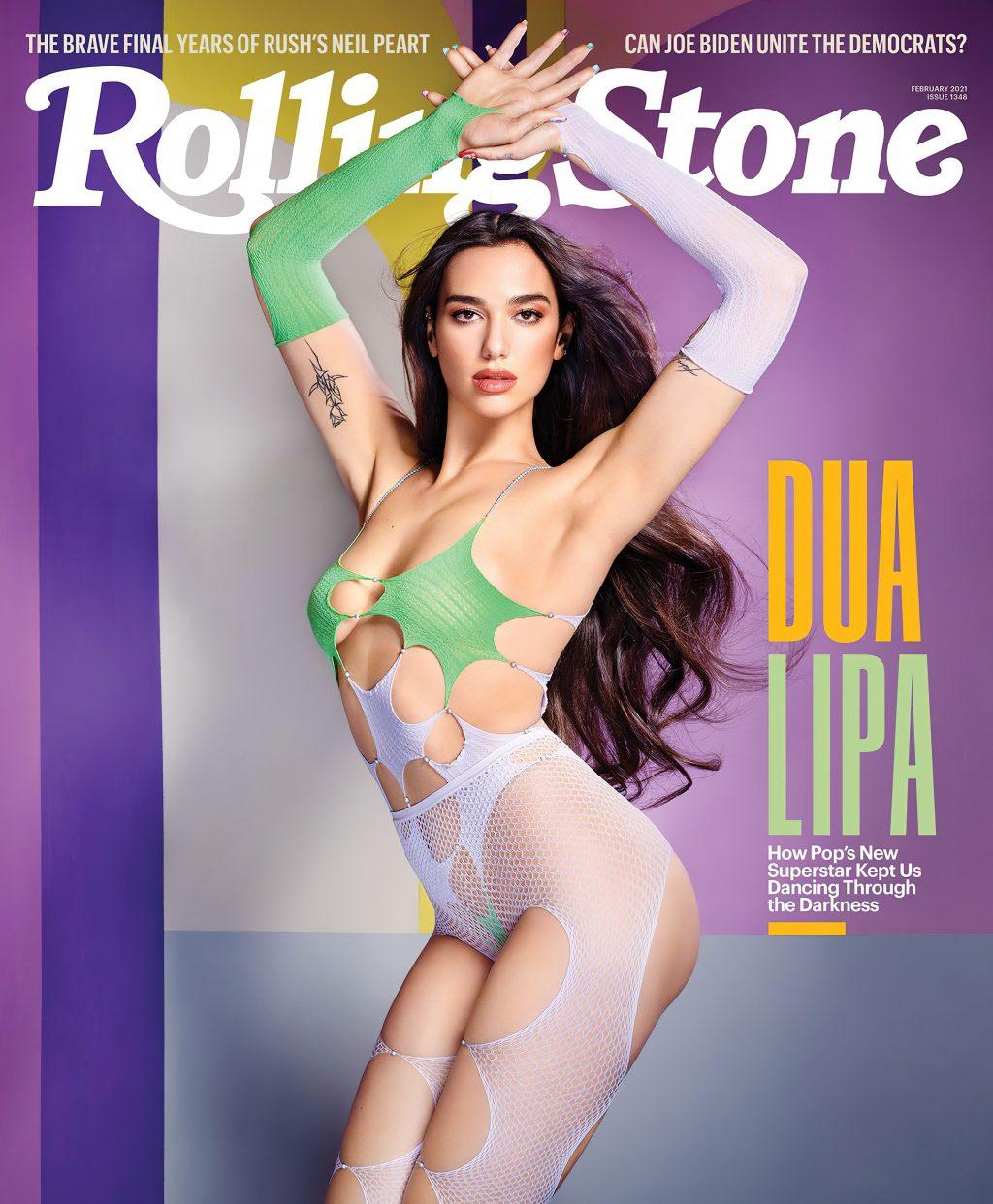 Dua Lipa Sexy – Rolling Stone (8 Photos)