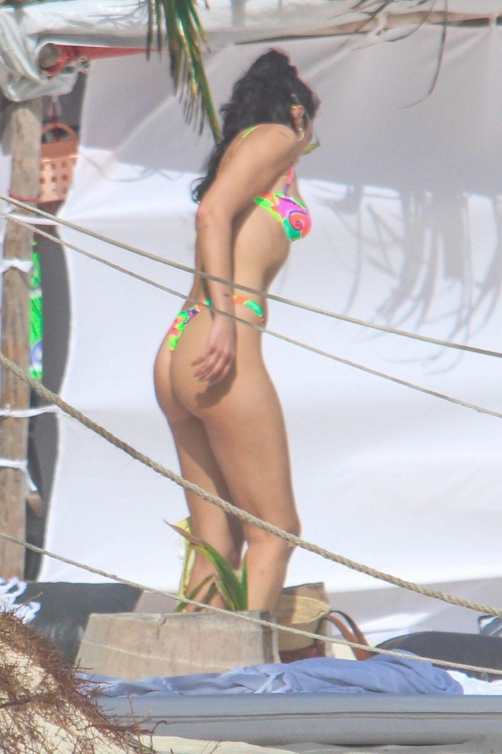 Dua Lipa Shows Off Her Perfect Bikini Body in Tulum (65 Photos)