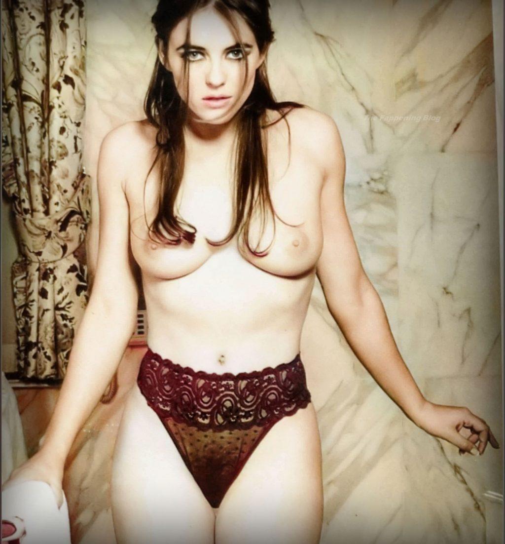 Elizabeth Hurley Nude (4 Colorized Photos)