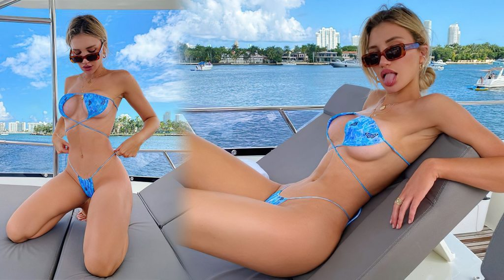 Gabby Epstein Sexy (1 Collage Photo)