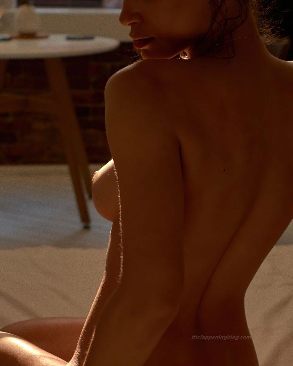 India Williams Nude (18 Photos)