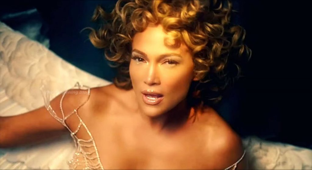 Jennifer Lopez Shows Off Her Stunning Figure as She Strips Naked (63 Pics + Video)