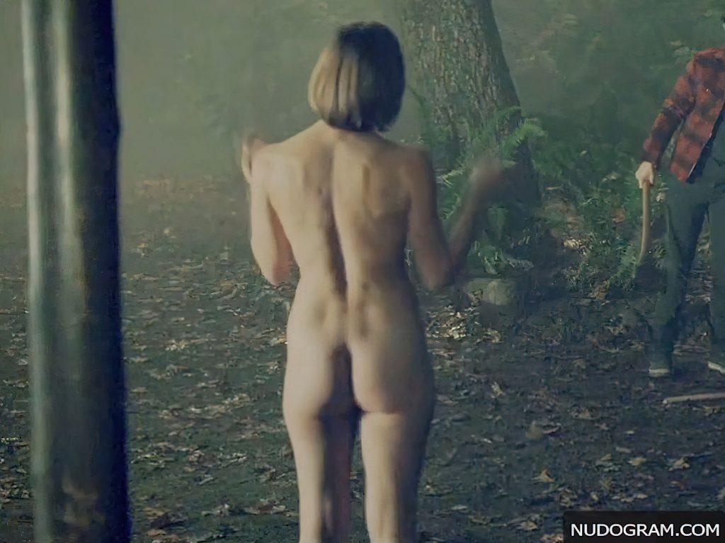 Katee Sackhoff Nude Scenes Complete Compilation (10 Pics + Video)