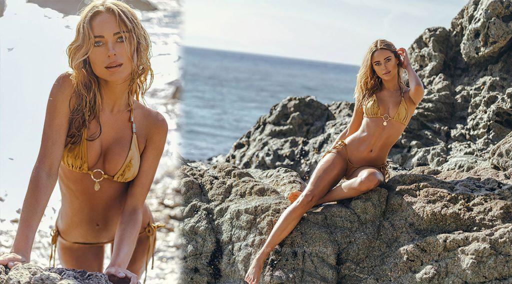 Kimberley Garner Hot (1 Collage Photo)