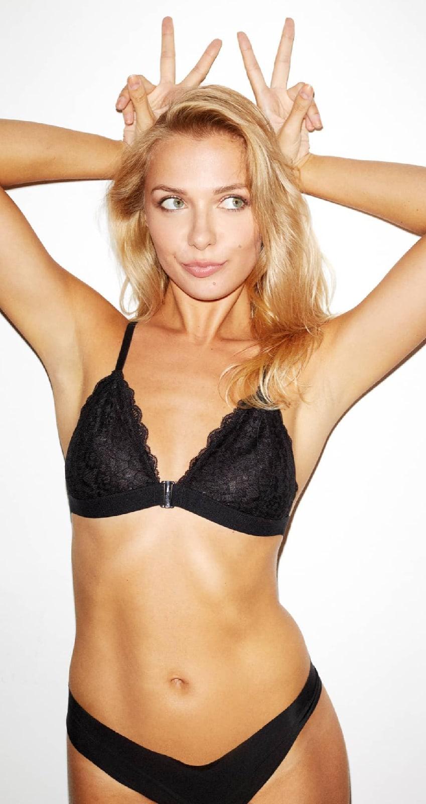 Kristina Boyko Sexy & Topless (6 Photos)