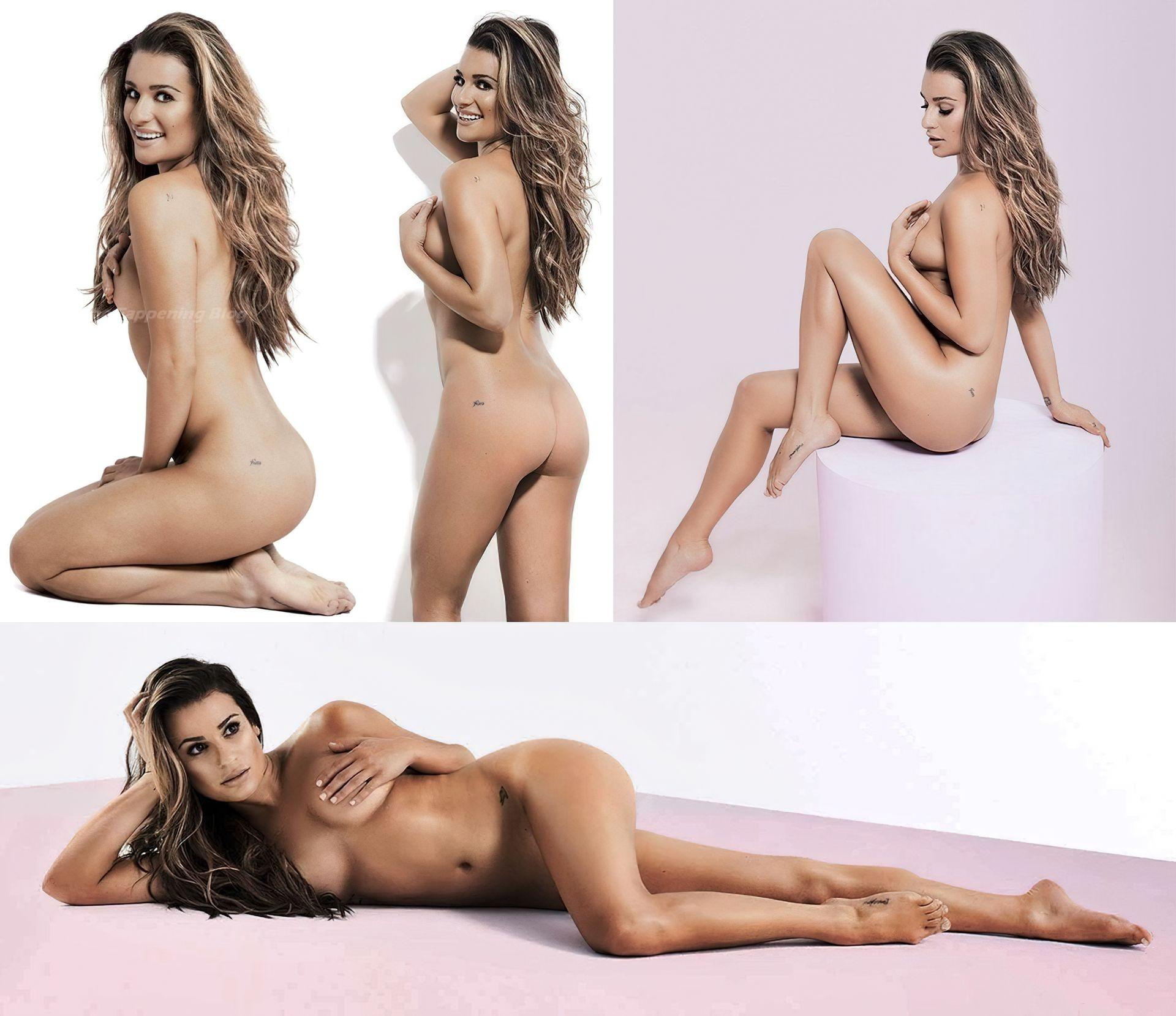 Lea Michele Leaked Nudes
