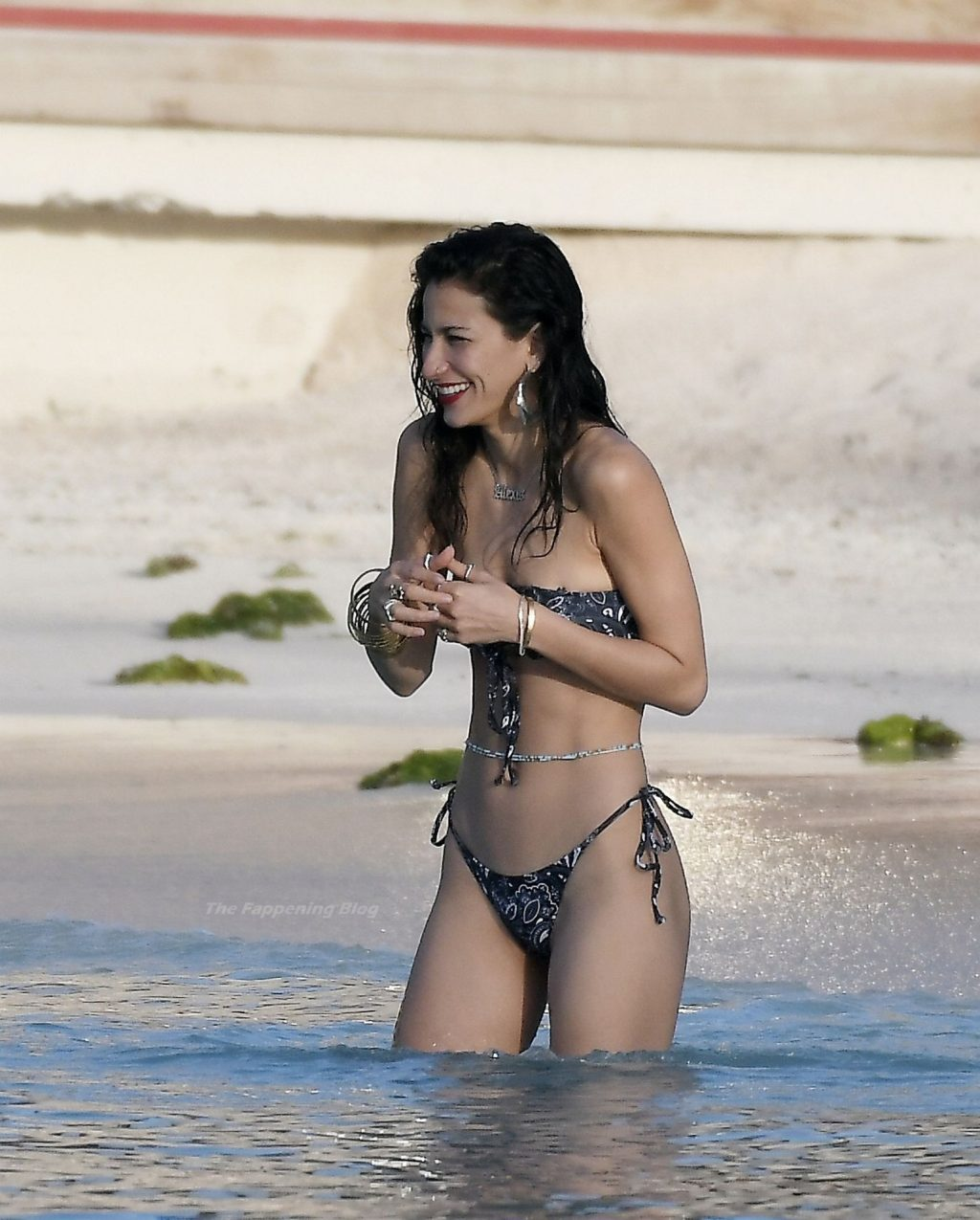 Lexy Panterra Shows Her Incredible Physique While Enjoying the Caribbean Sun on the Beach in St Barths (55 Photos)