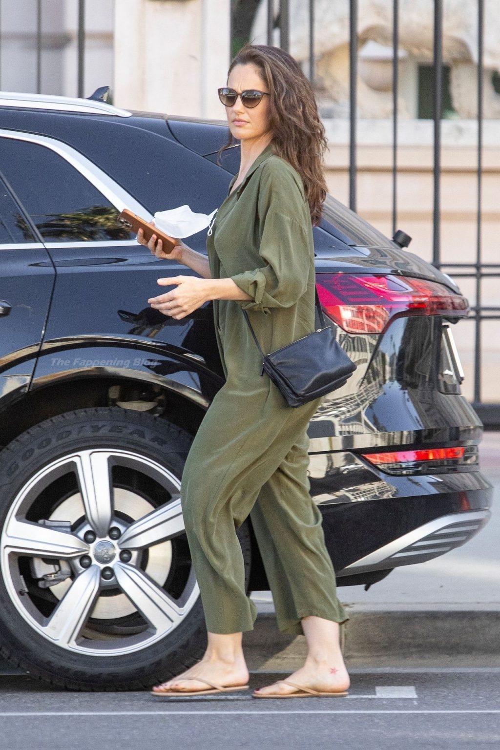 Minka Kelly Steps Out in LA (30 Photos)