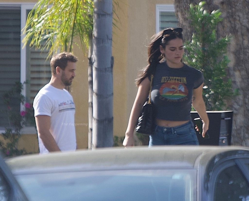 """Nick Viall is Seen for the First Time with His """"Secret"""" New Girlfriend, Natalie Joy (12 Photos)"""