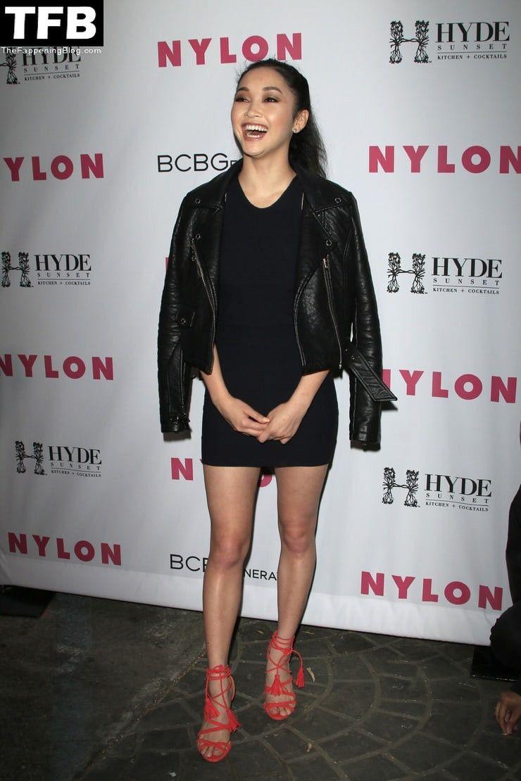 Lana Condor Sexy Collection (28 Photos) [Updated]