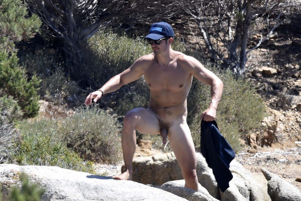 Orlando bloom naked pictures revealed in all their glory