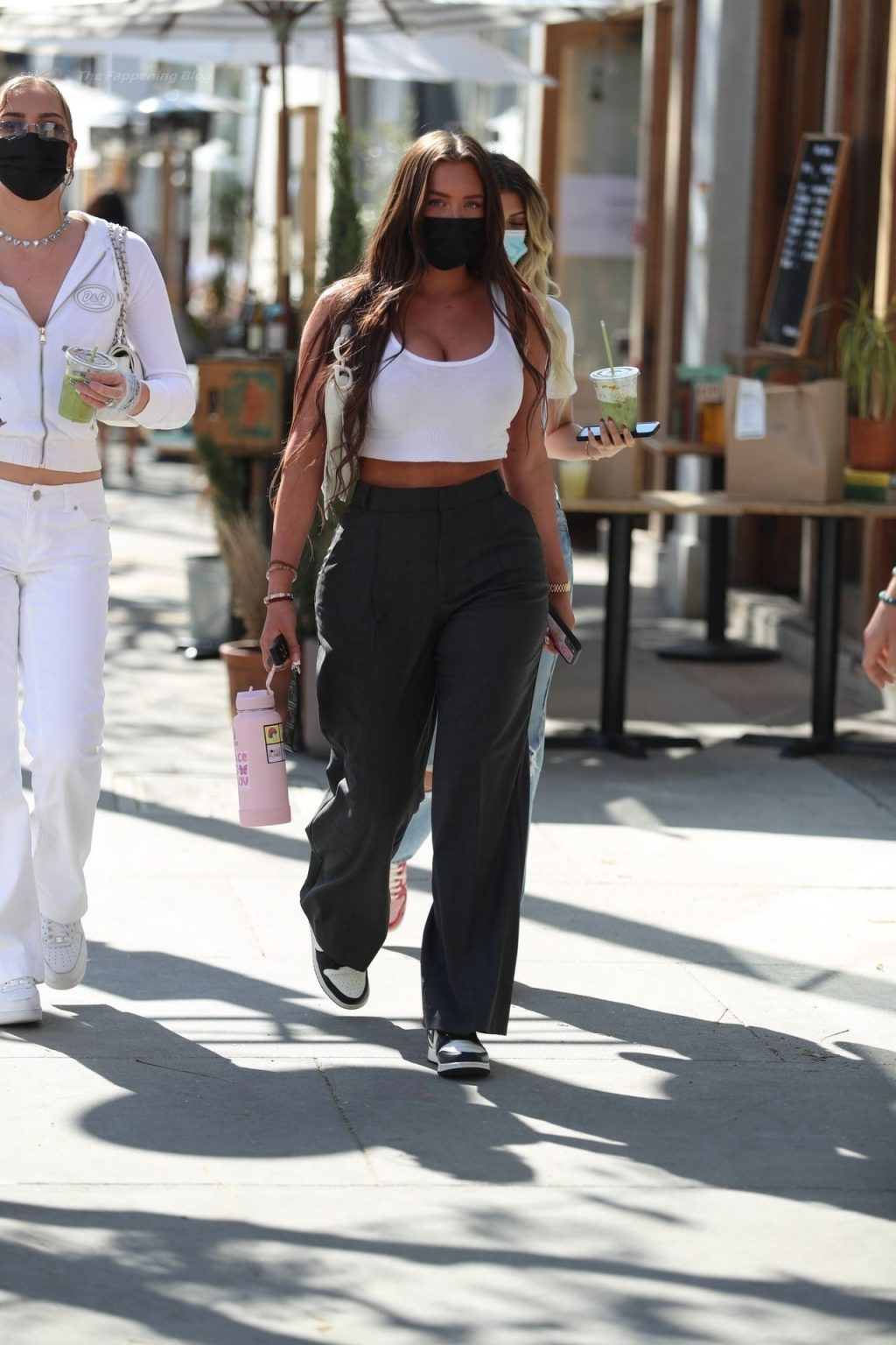 Anastasia Karanikolaou Puts on a Busty Display in Beverly Hills (20 Photos)