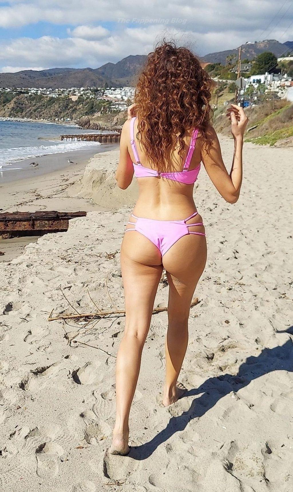 Blanca Blanco is Seen Soaking Up the Sun in Malibu (24 Photos)