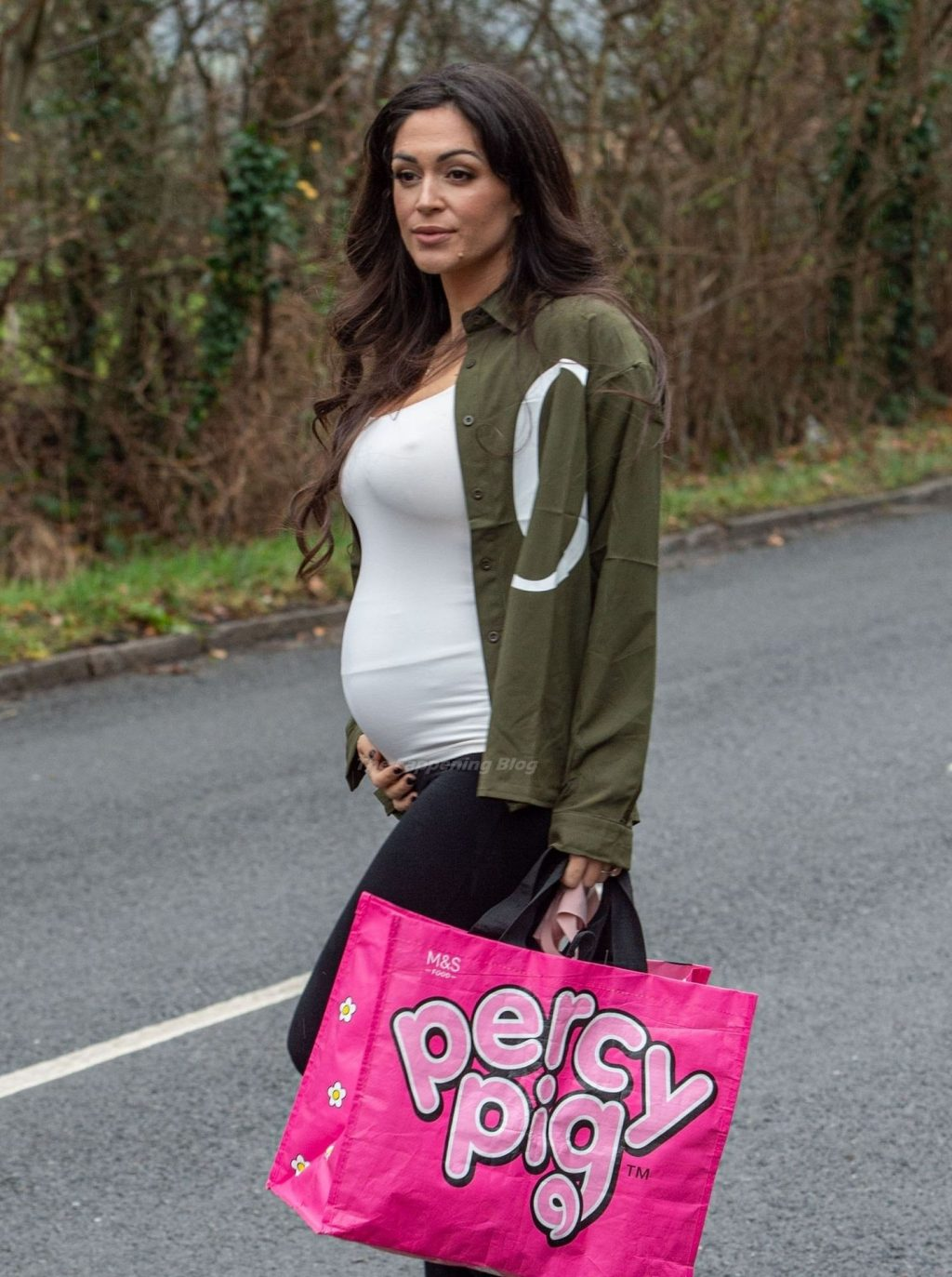 Casey Batchelor is Seen Heading to Her Local Shops in Hertfordshire (27 Photos)