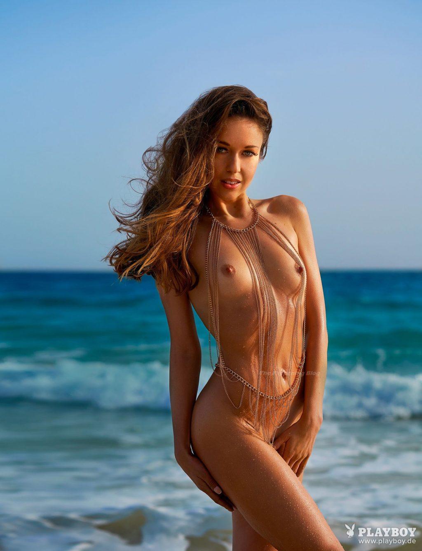 Juliane Seyfarth Goes Nude for Playboy (19 Photos)
