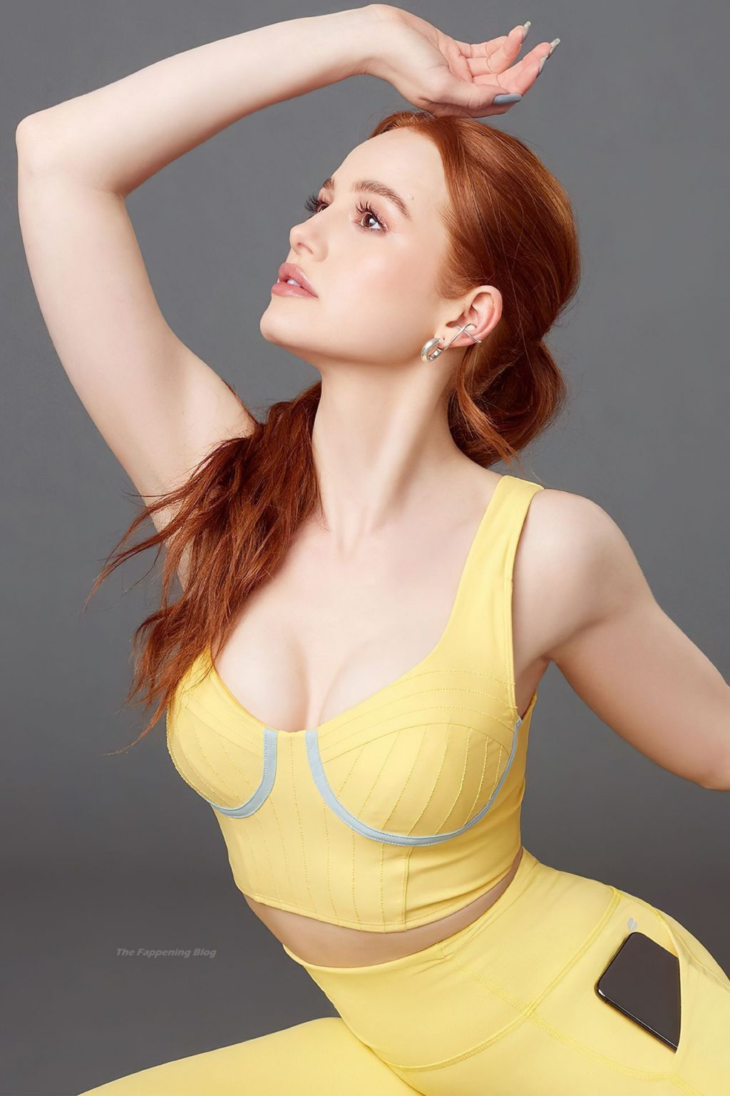 Madelaine Petsch Promotes Fabletics Collection (37 Photos)