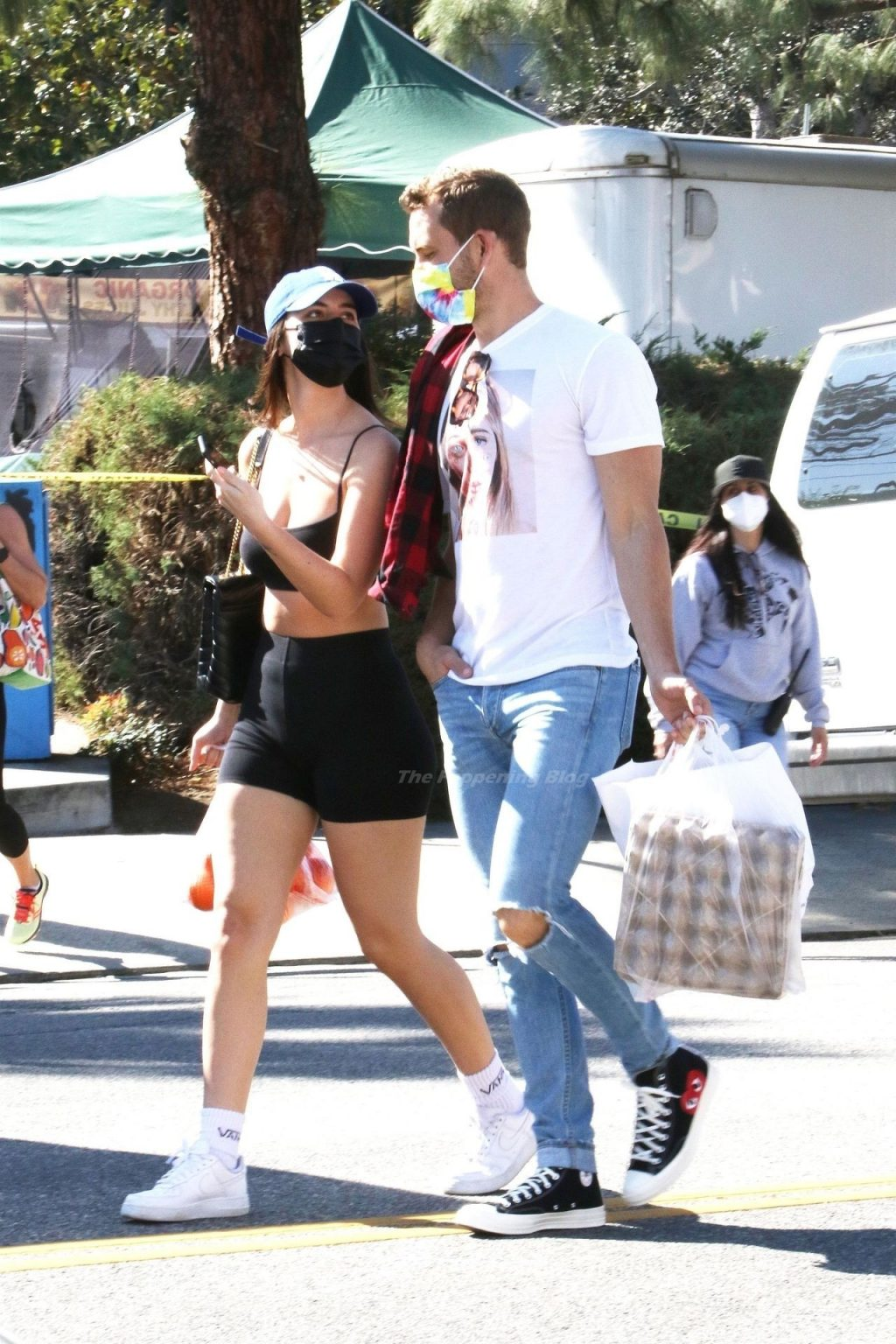 Nick Viall and Natalie Joy are Seen Out and About in Los Angeles (53 Photos)