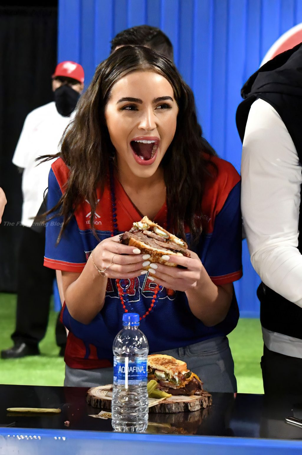 Olivia Culpo Looks Sexy at the Super Bowl Event in Tampa (15 Photos)