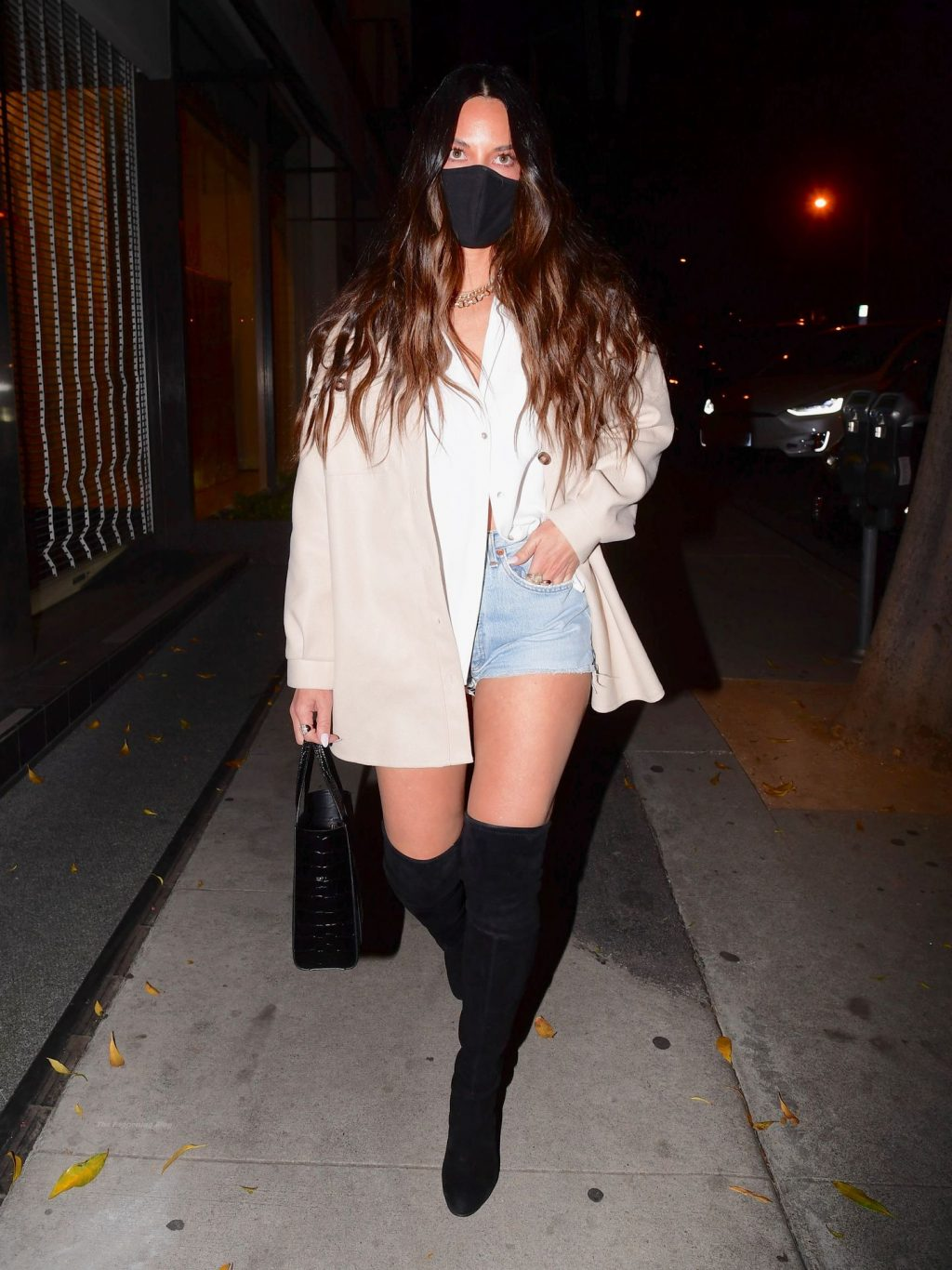 Olivia Munn Puts on a Leggy Display in New York (37 Photos)