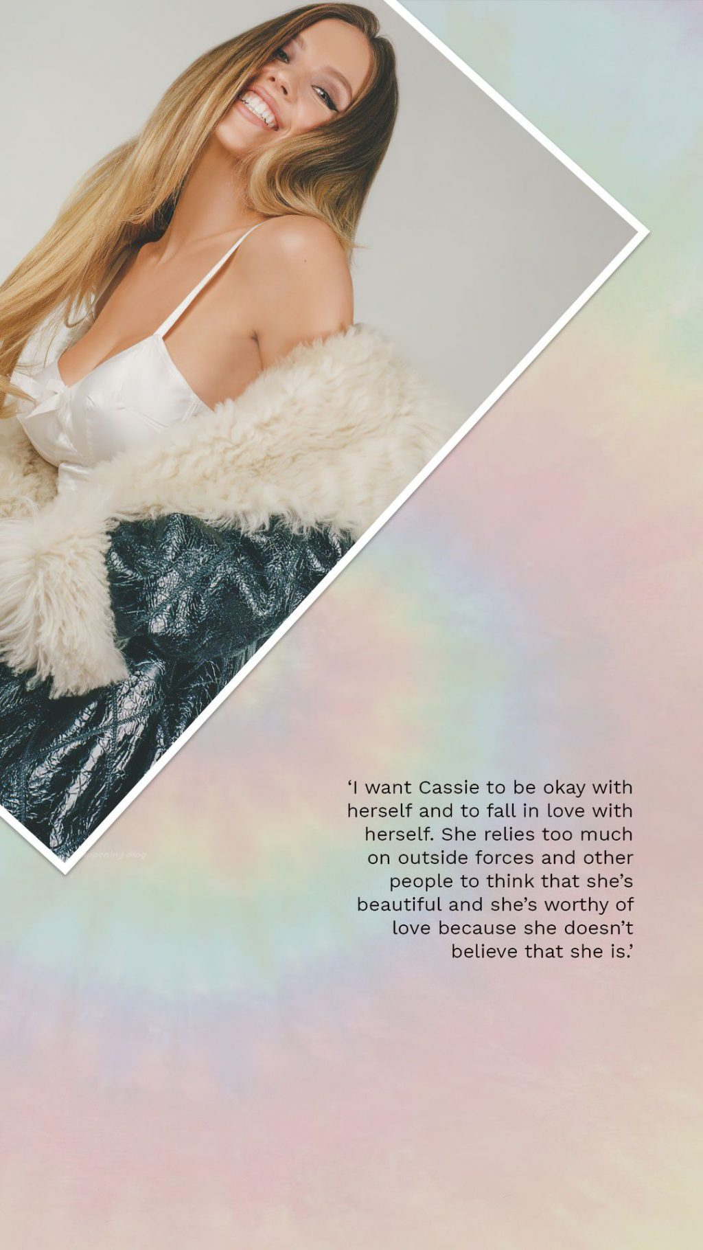 Sydney Sweeney Sexy – TMRW Magazine (13 Photos)