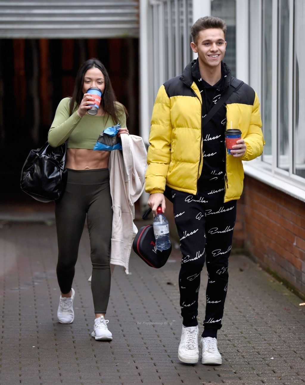 Vanessa Bauer Shows Off Her Abs and Pokies in Blackpool (41 Photos)