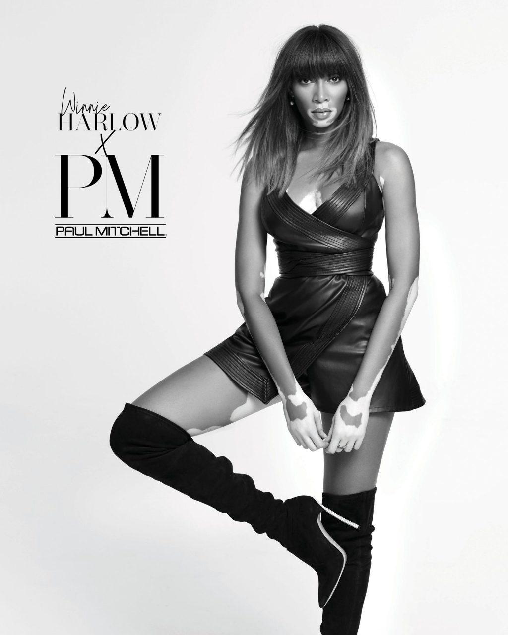Unusual Model is A New Paul Mitchell Ambassador (23 Photos)