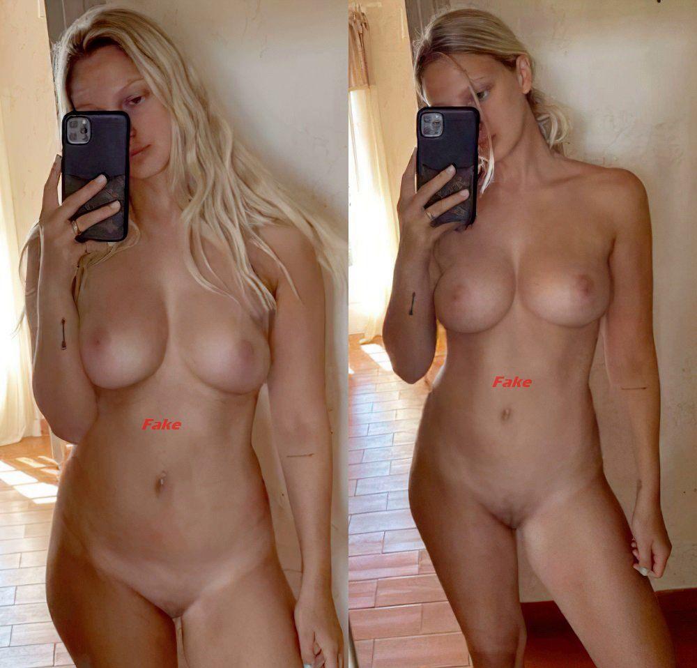 Georgia Hirst Nude & Sexy (17 Photos + Video)