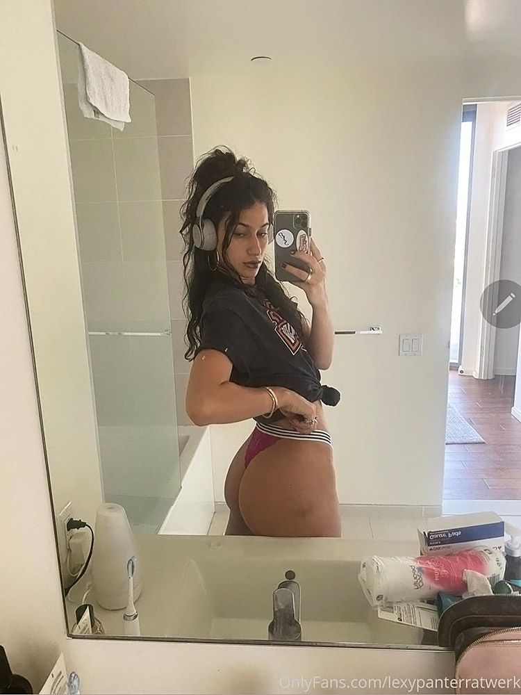 Lexy Panterra Nude LEAKED & Sexy (117 Photos & Private Twerking Video)