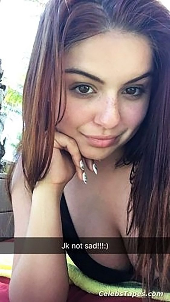 Ariel Winter Nude LEAKED & Sexy (264 Photos & Videos)