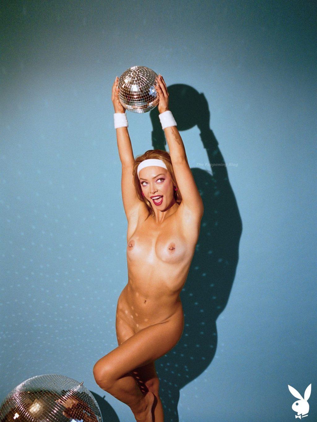 Aubrey Destremps Nude