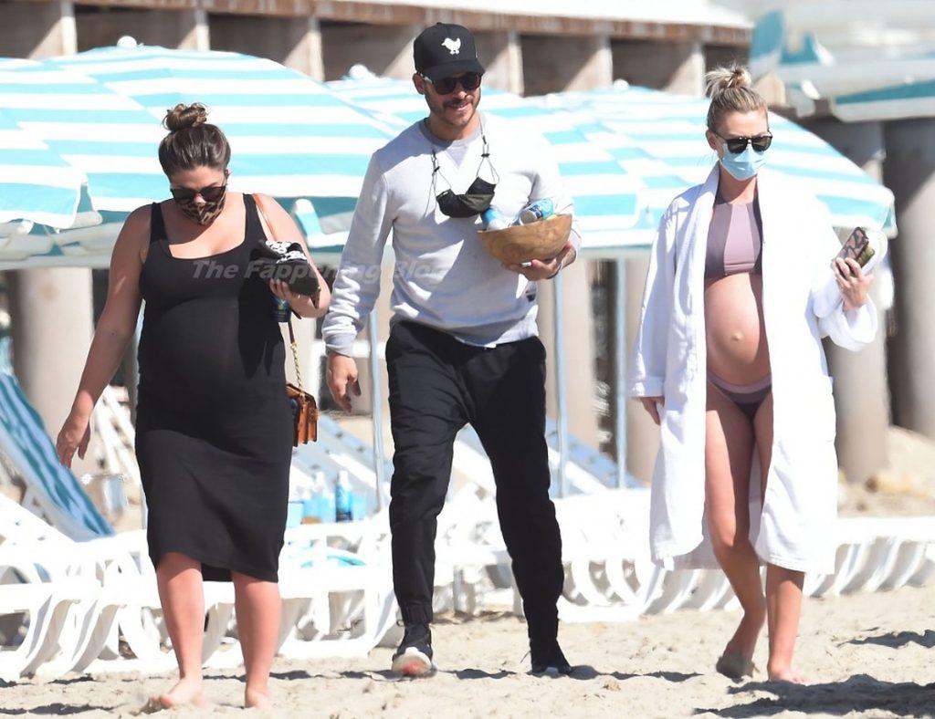 Pregnant Brittany Cartwright & Lala Kent Slip Into Their Bikinis (45 Photos)