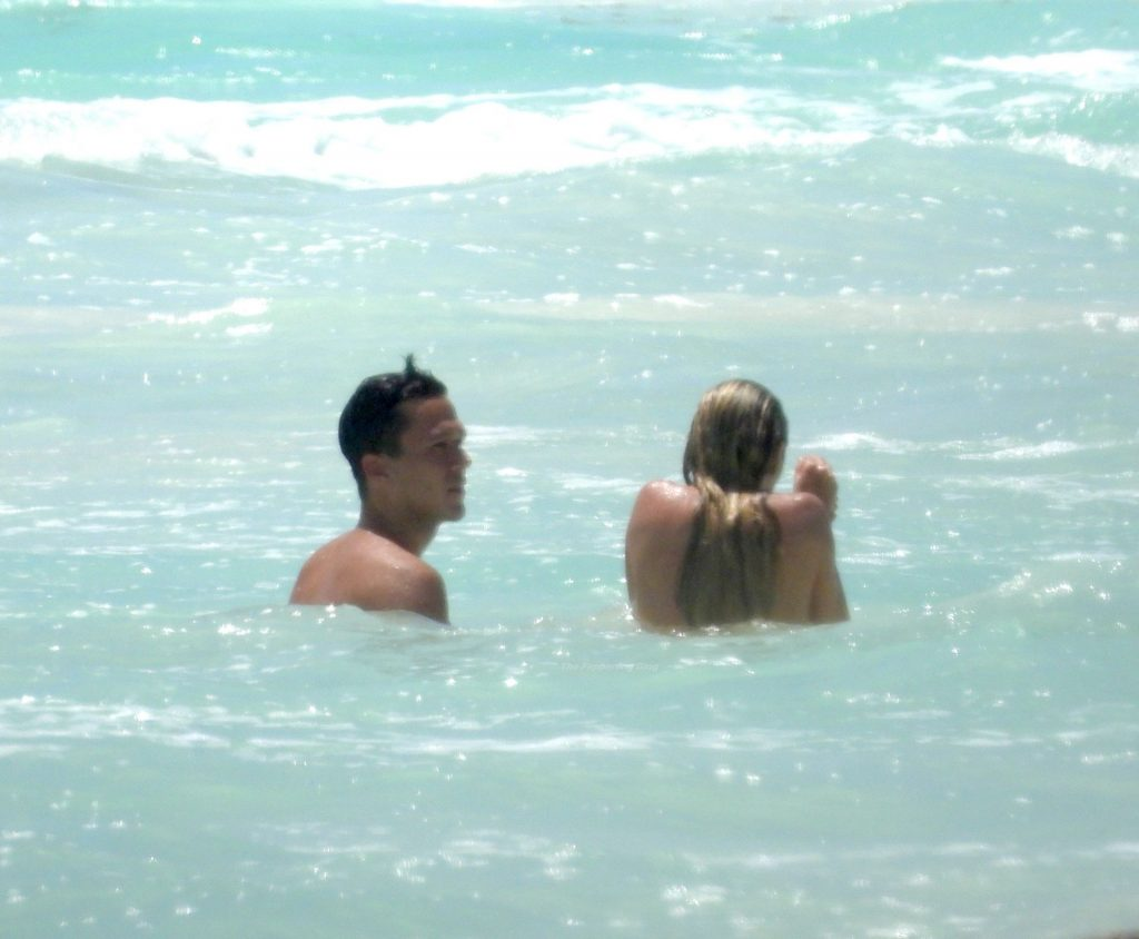 Candice Swanepoel Looks Stunning as She Hits the Beach in Tulum (21 Photos)