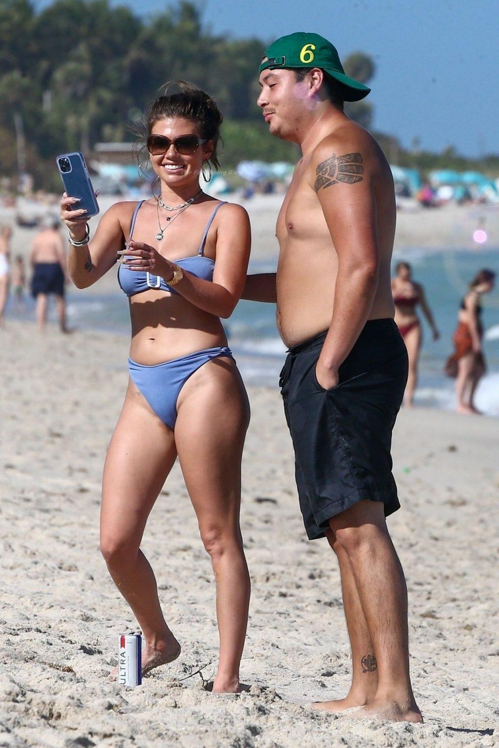 Chanel West Coast Looks Super Hot in a Bikini (39 Photos)