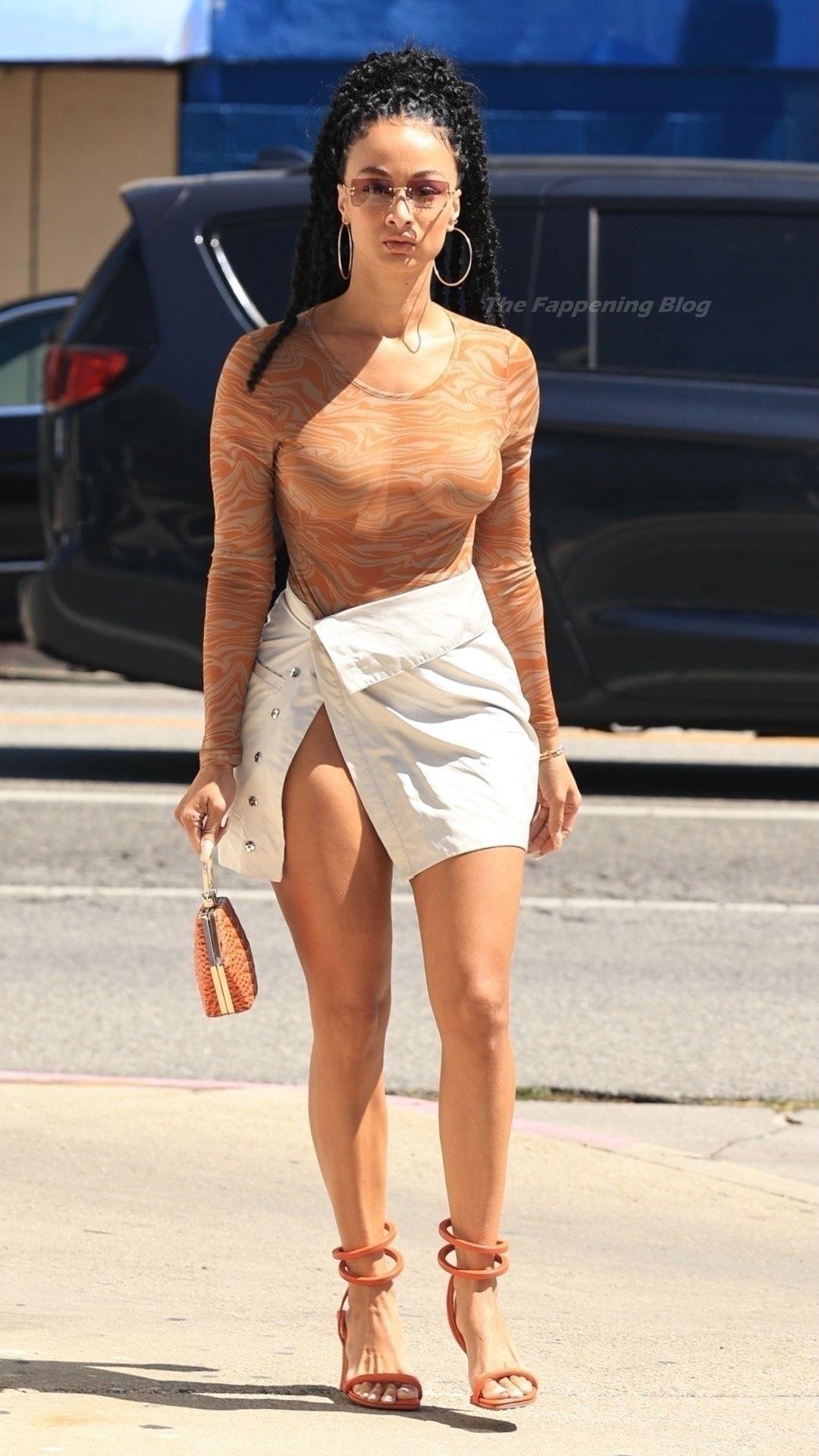 Michele  nackt Draya Draya Michele