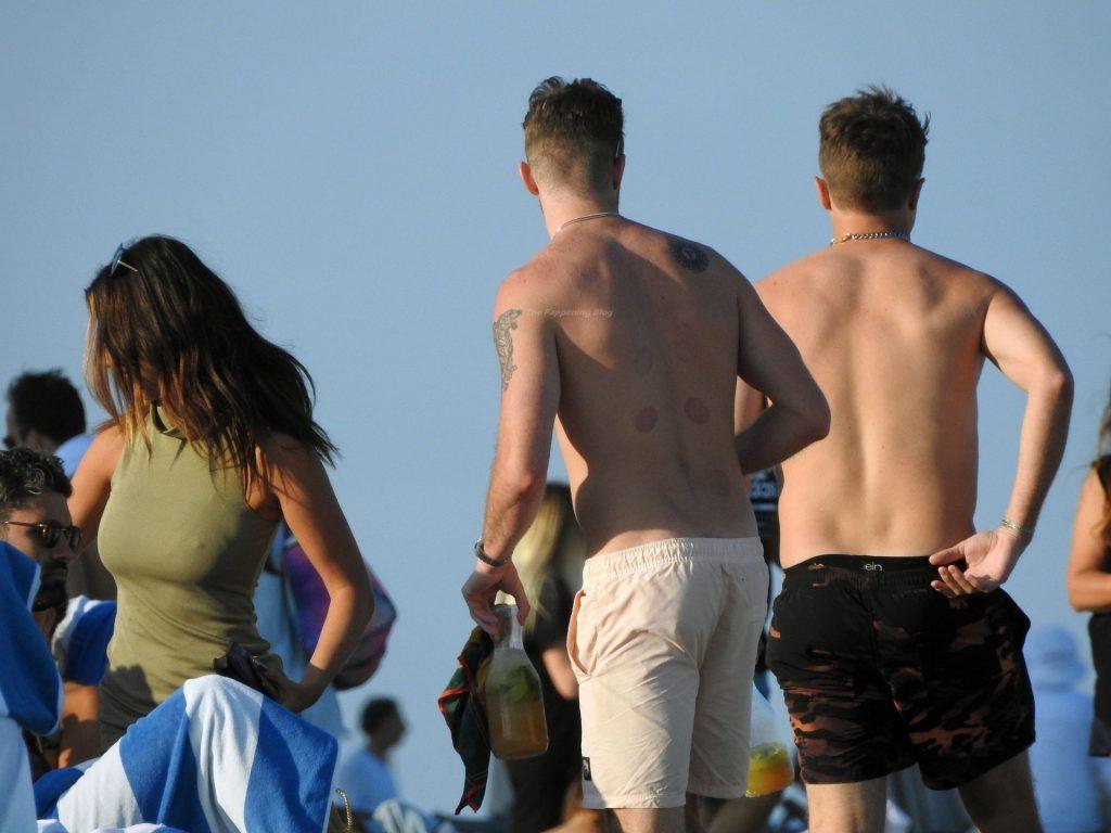 Chantel Jeffries Boyfriend Drew Taggart Enjoys Beach Day Without Her (49 Photos)