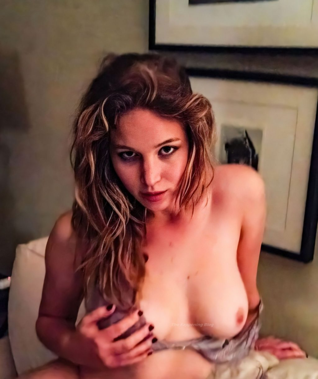 Jennifer Lawrence Nude Leaked The Fappening (1 Photo + New Video)