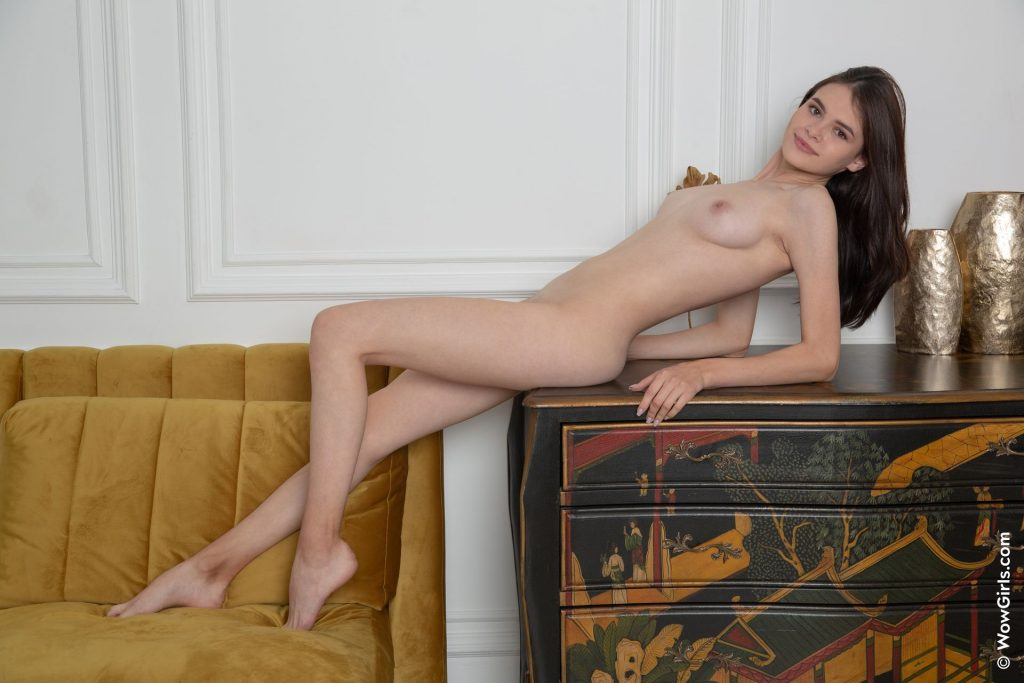Kinsley White Nude – Communication Skills (93 Photos)