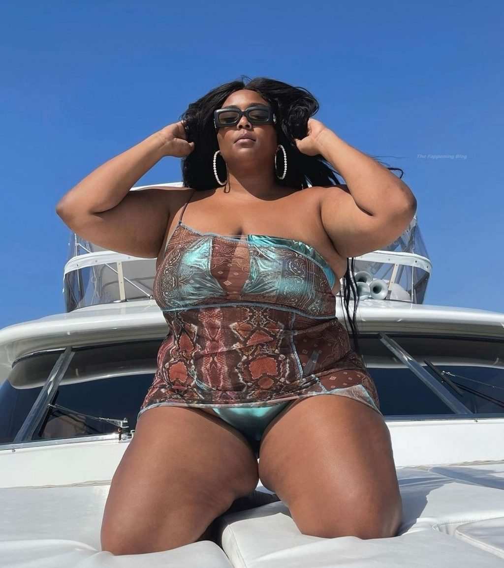 Lizzo Presents a New PrettyLittleThing Collection (15 Photos)
