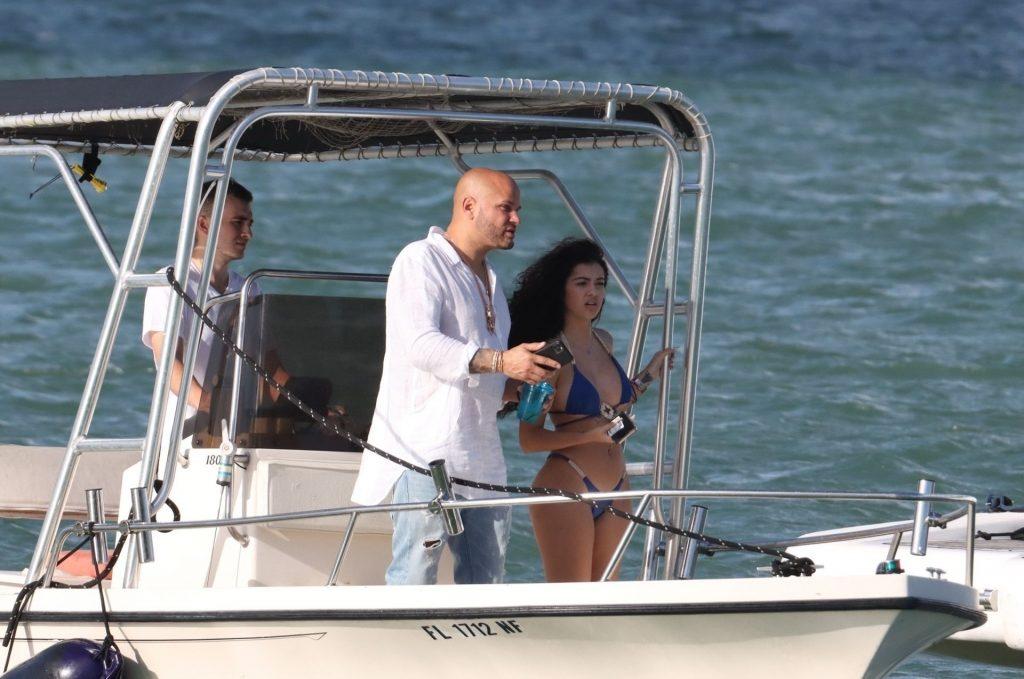 Malu Trevejo Displays Her Bikini Body in Miami (33 Photos)
