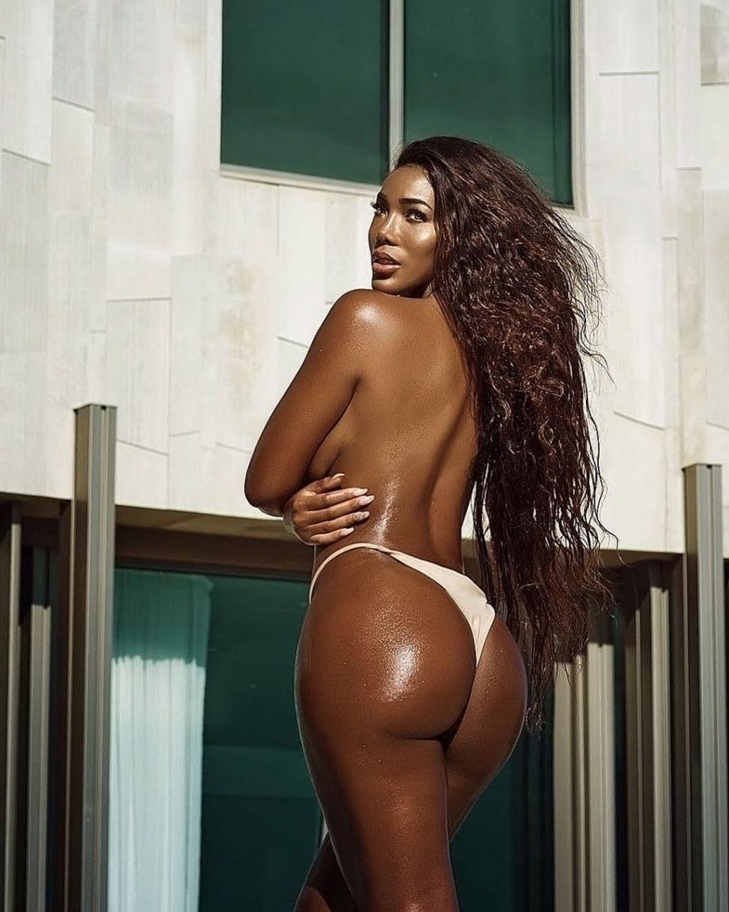 Monifa Jansen Nude LEAKED & Sexy (280 Photos & Video)