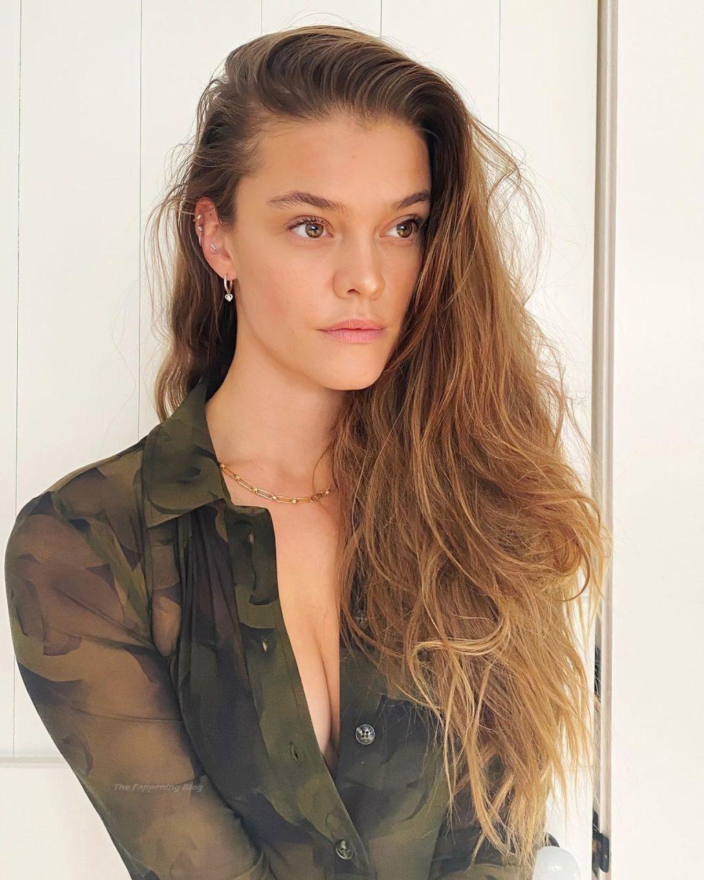 Nina Agdal Hot (3 Photos)